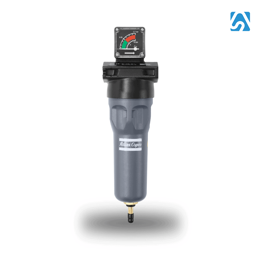 DD+ - Filtro para Spray de Aceite y Polvo Húmedo