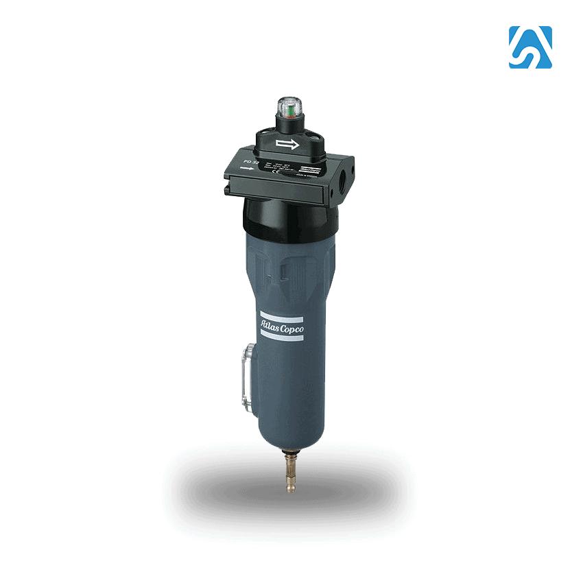 DDp+ - Filtro para Polvo Seco (Partículas Finas)