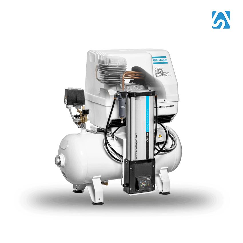 Compresor Dental LFx Atlas Copco