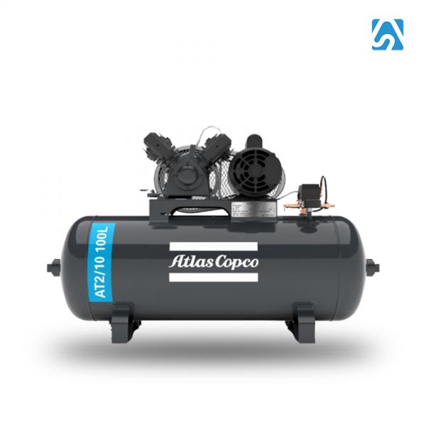 Compresor de Piston Lubricado AT Atlas Copco